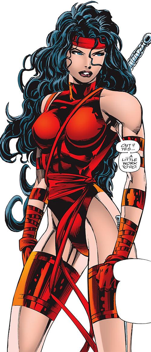 Elektra (Marvel Comics)