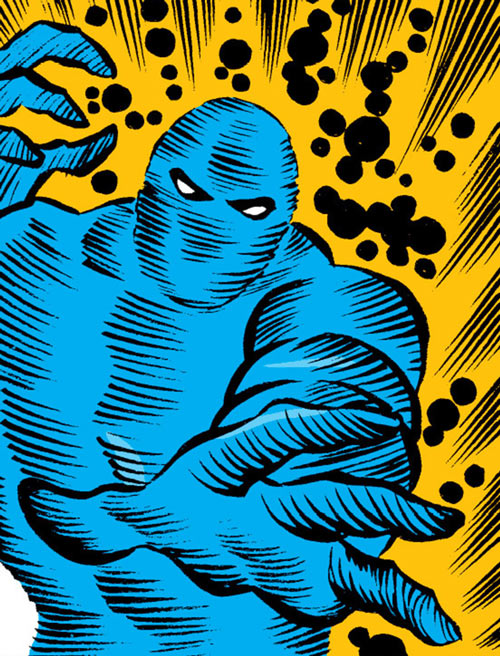 Elemental destroyer of air (Marvel Comics)