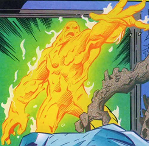 Phosphorus of the Elements of Doom (Marvel Comics)
