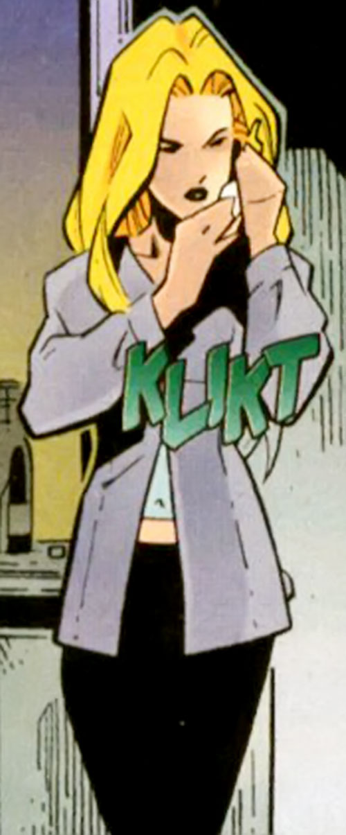 Elena Ivanovna (Maverick ally) (Marvel comics)