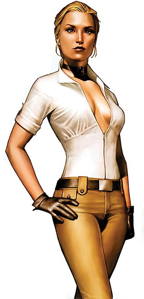 Elsa Bloodstone (Marvel Comics after Nextwave)