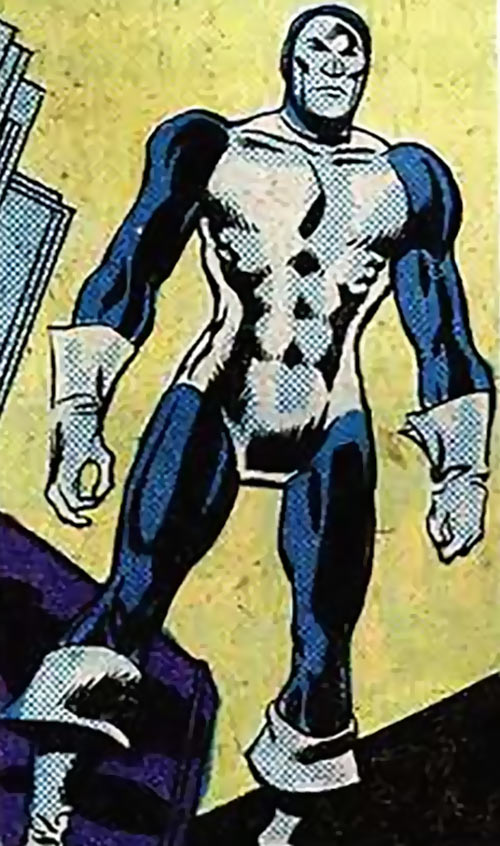 Enforcer (Marvel Comics) 1977 costume early