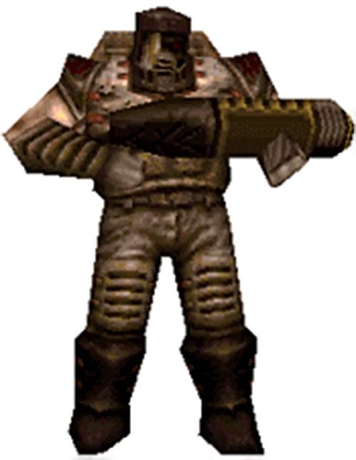 Quake Enforcer