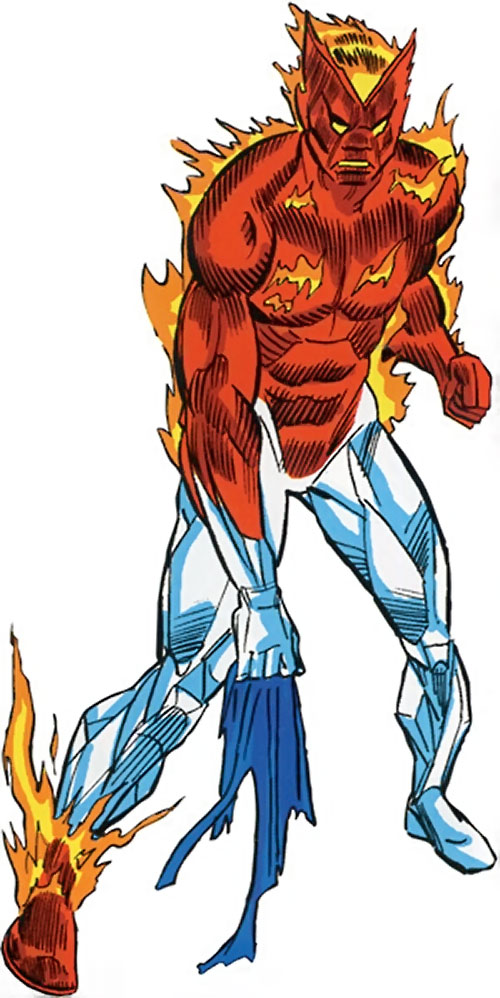 Equinox (Marvel Comics) (Spider-Man enemy)