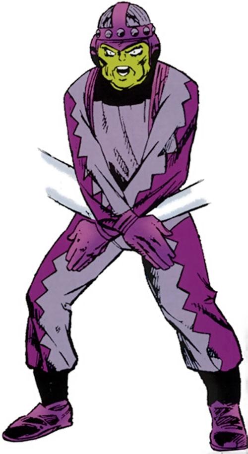 Living Eraser (Marvel Comics) (Giant Man enemy)