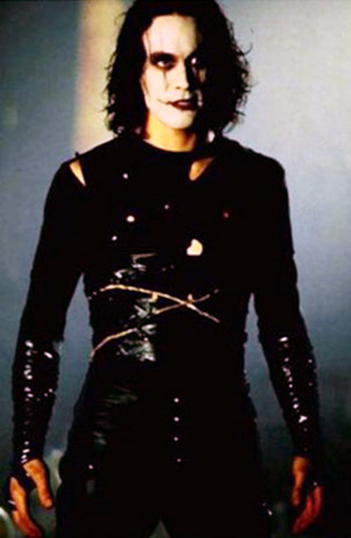 Eric Draven (Brandon Lee in the Crow)