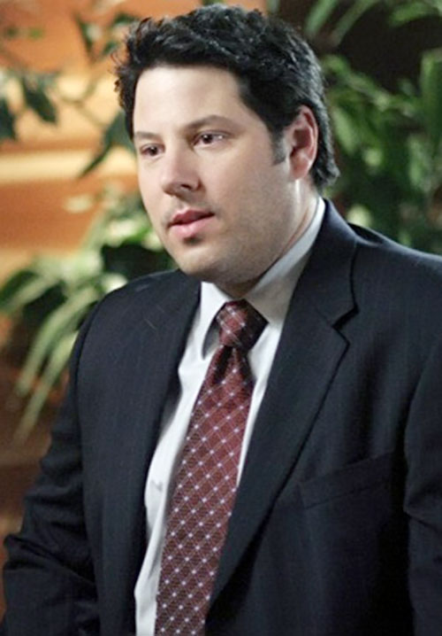 Eric Weiss (Greg Grunberg in Alias)