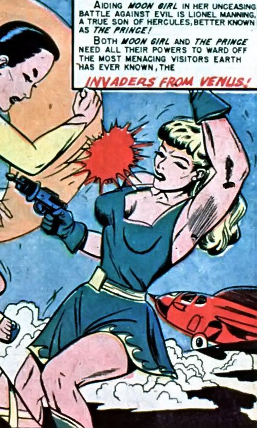 Erica of Venus (Moon Girl enemy) (EC Comics)