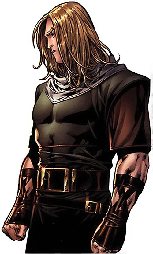 Ethan of Heron (Scion comics by Crossgen)