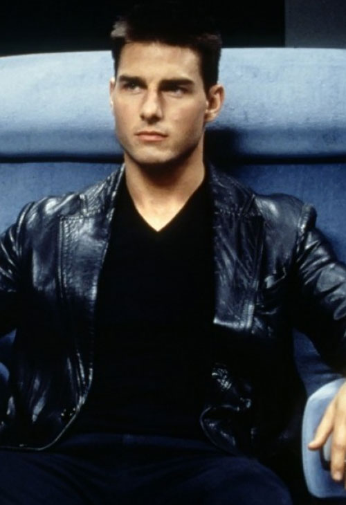 Ethan Hunt (Tom Cruise in Mission Impossible) in the first movie