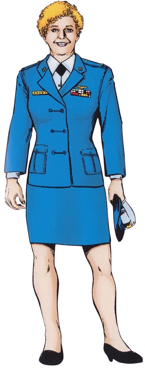 Etta Candy-Trevor (Wonder Woman ally) (DC Comics)