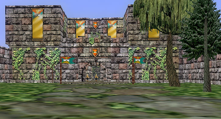 Everquest 1 - Qeynos North entrance