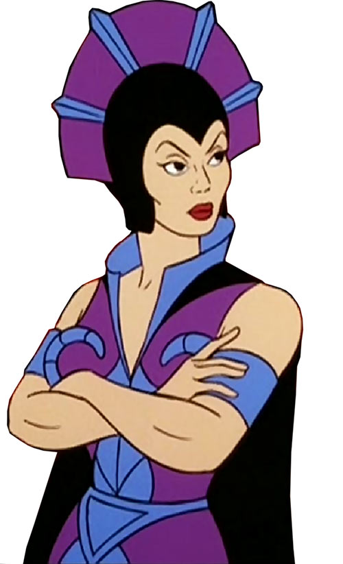 Evil-Lyn (Masters of the Universe cartoon)