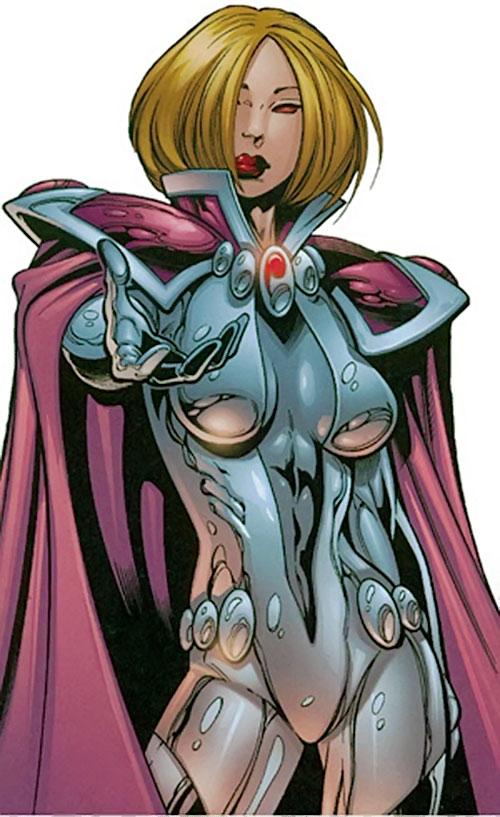 Evinlea (Crossgen Negation comics)