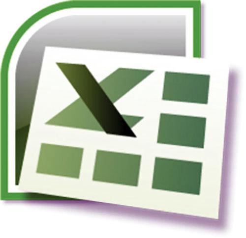 Excel logo Microsoft