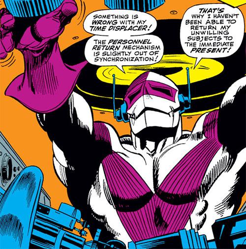 Exterminator (Daredevil enemy) (Marvel Comics)