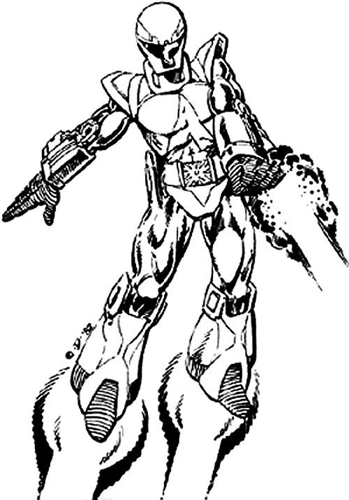 F.I.S.T. (Villains and Vigilantes RPG)