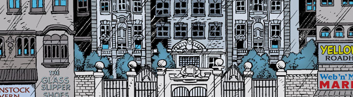 Fabletown street view