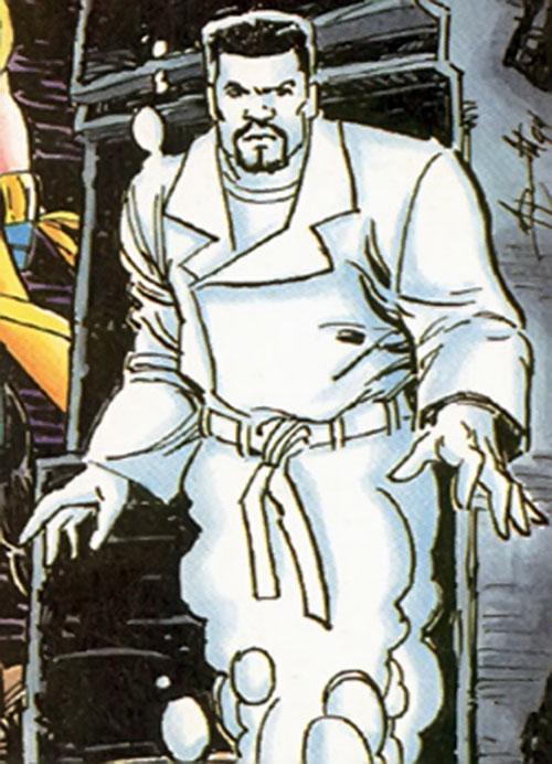 Fade of the Blood Syndicate (Milestone Comics)