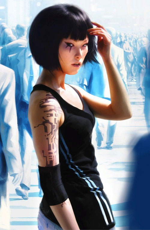 Faith Connors (Mirror's Edge)