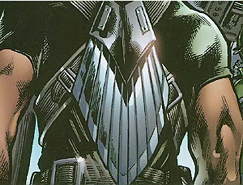 Ultimate Falcon (Ultimate Marvel Comics) wings pack