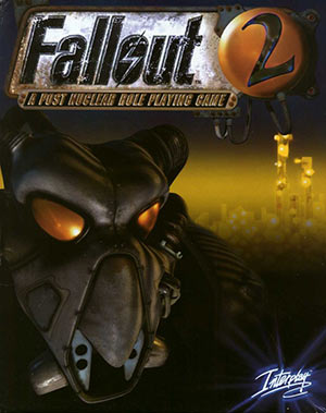 Fallout 2 video game cover