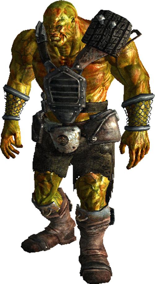 Fallout super-mutant