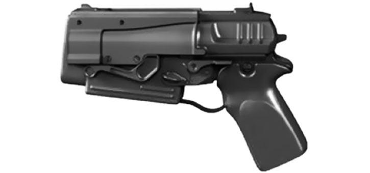 10mm N99 pistol in Fallout 4