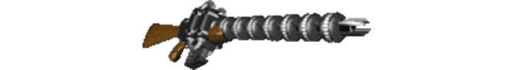 Fallout 2 M72 gauss rifle icon