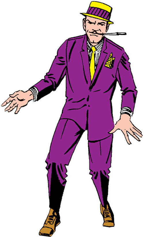 Fancy Dan of the Enforcers (Spider-Man enemy)