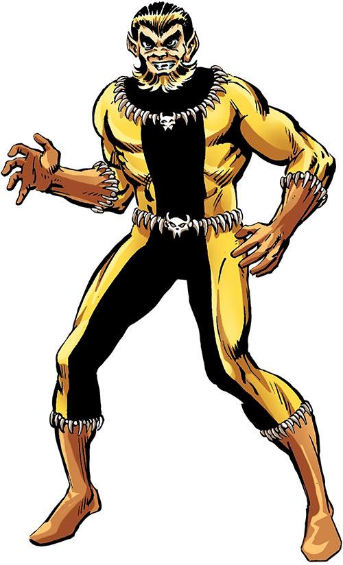 Fang (Shi'ar Imperial Guard) (X-Men)