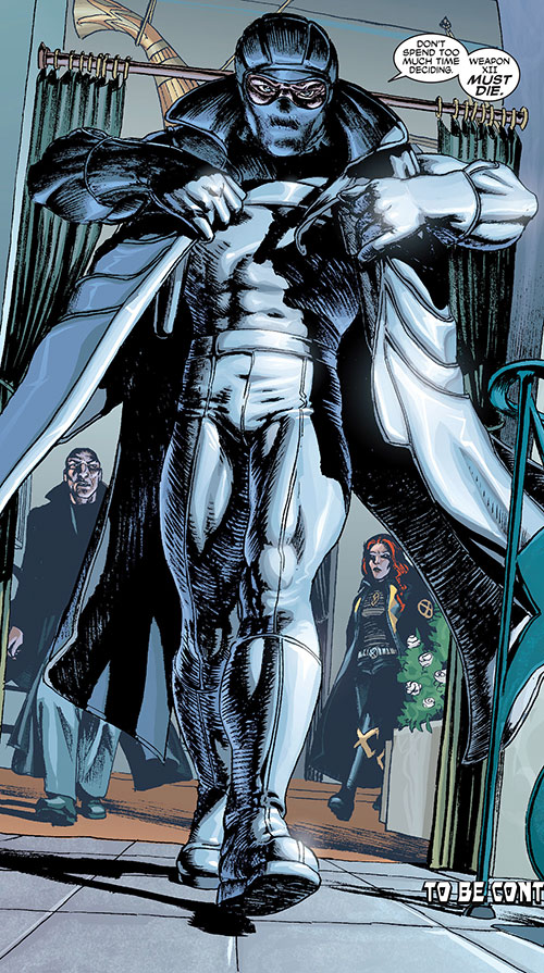 Fantomex (X-Men character) (Marvel Comics)