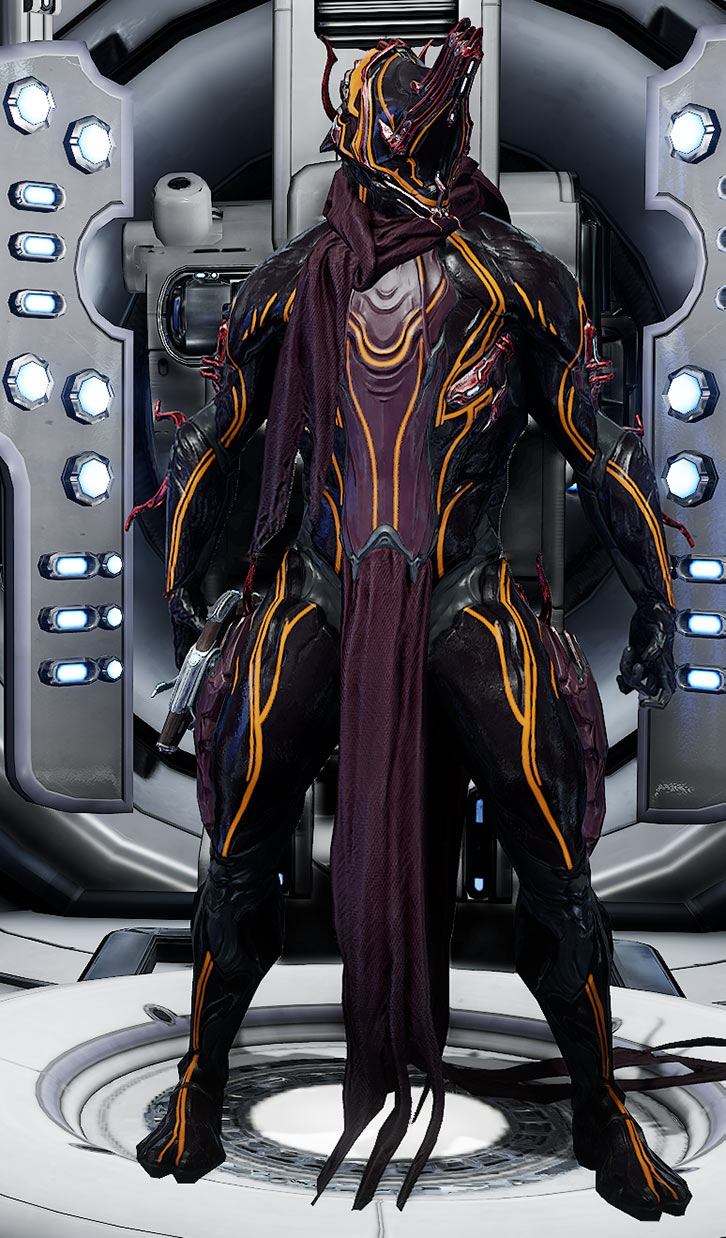 Fashionframe - Warframe - Excalibur umbra
