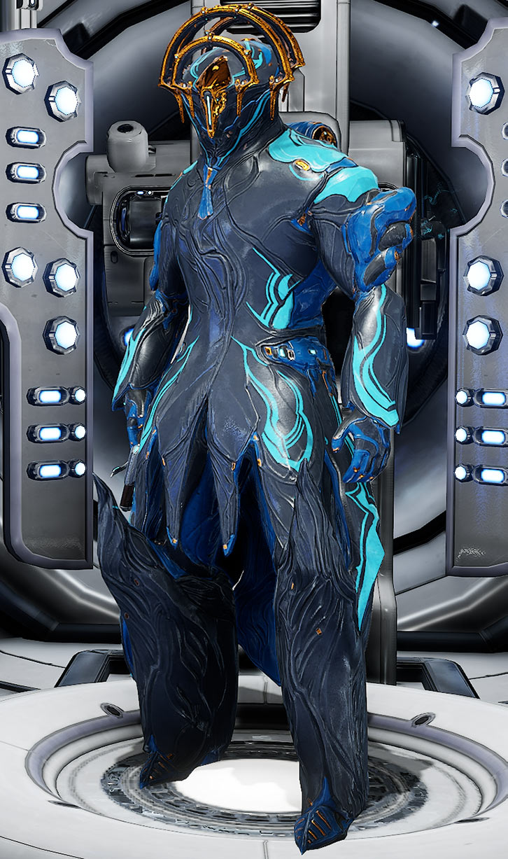 Fashionframe - Warframe - Frost prime
