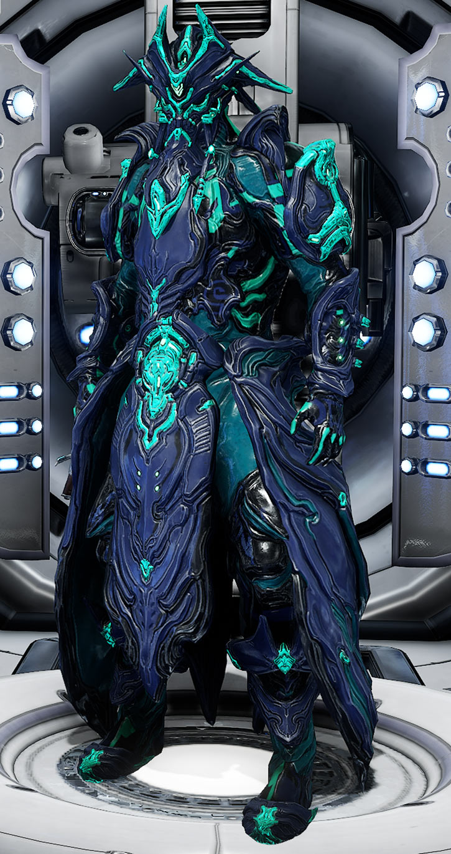 Fashionframe - Warframe - Hydroid prime