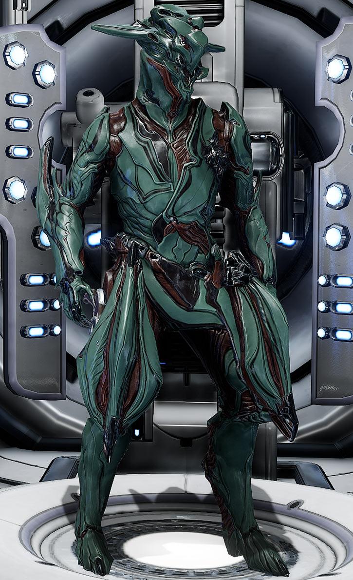 Fashionframe - Warframe - Loki prime