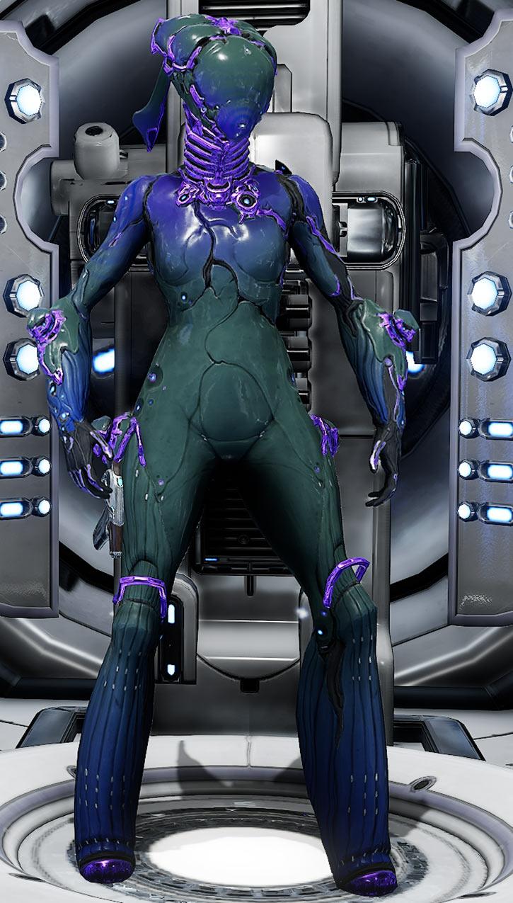 Fashionframe - Warframe - Nova prime