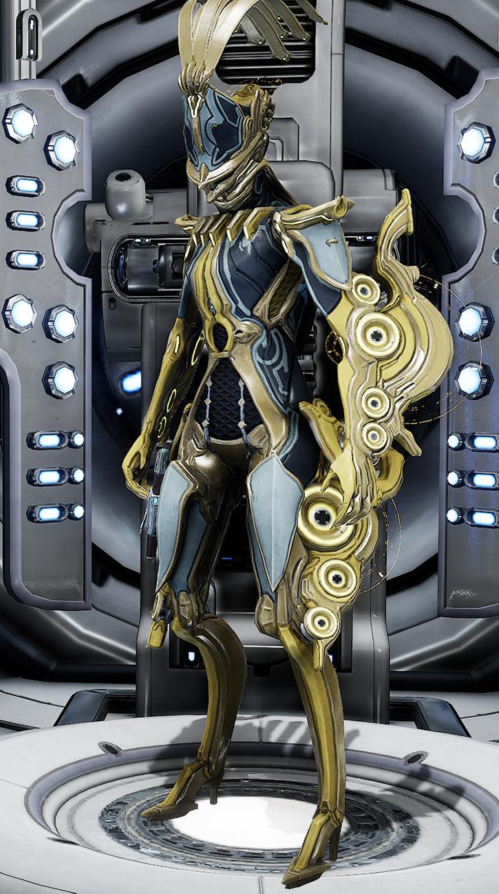 Fashionframe - Warframe - Octavia