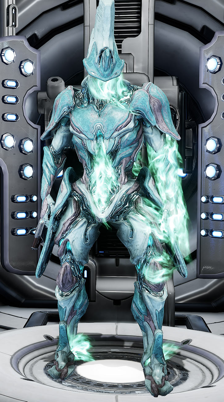 Fashionframe - Warframe - Revenant