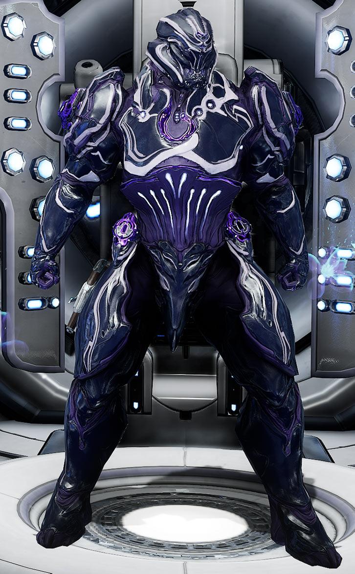 Fashionframe - Warframe - Rhino prime