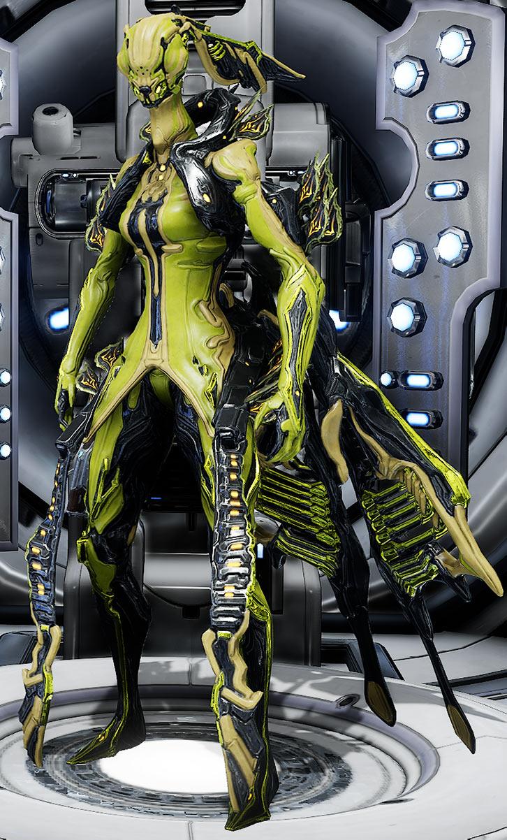 Fashionframe - Warframe - Titania