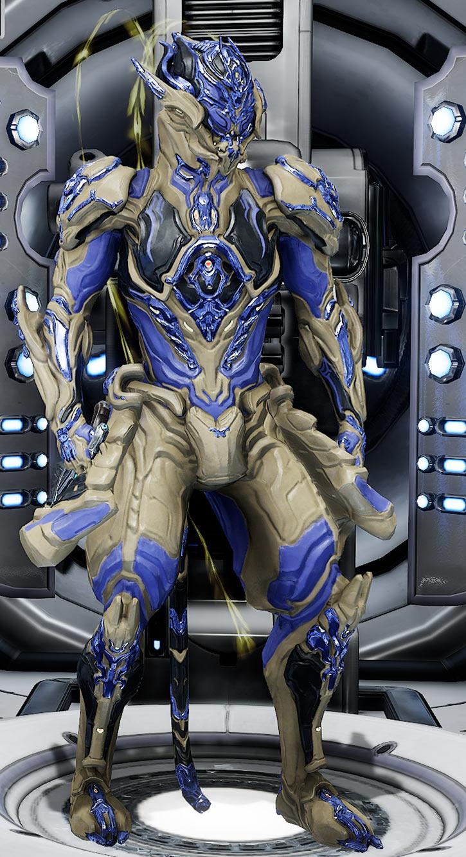 Fashionframe - Warframe - Wukong prime