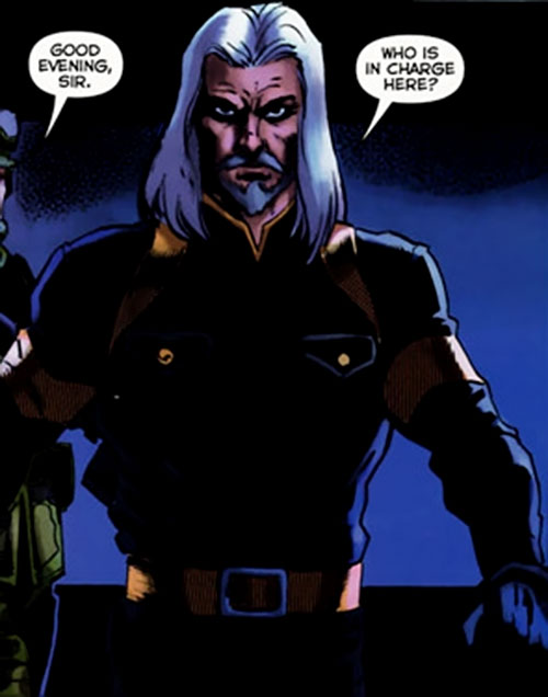 Father Time (2006 appearance) (DC Comics)
