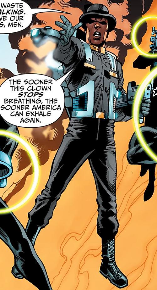 Father Time (DC Comics) 2007 World War Three