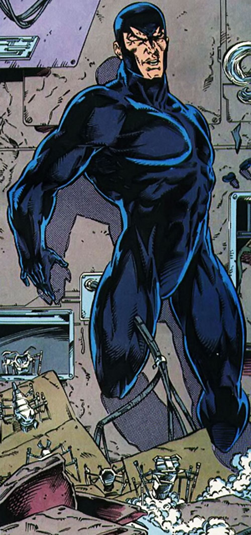 Faze (Black Cat enemy) (Marvel Comics)