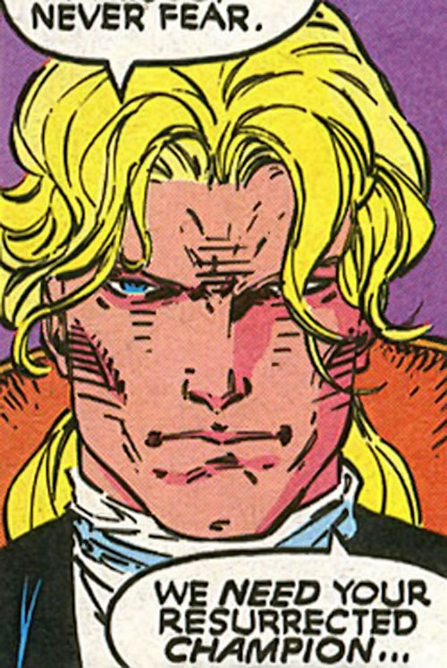 Andreas Strucker (Marvel Comics)