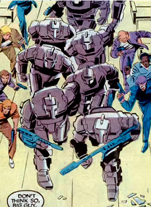 Fenris troops (X-Men enemies)