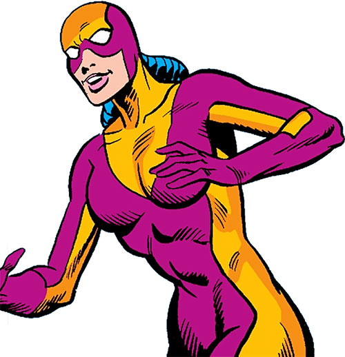 Fer-de-Lance (Marvel Comics) smiling