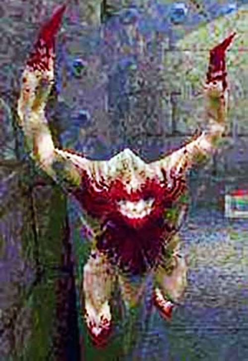 Quake fiend