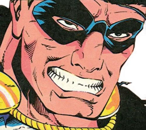 Fight-Man (Marvel Comics) face closeup